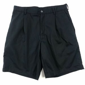 Nike Shorts - Nike Golf Dri-Fit Pleated Front Shorts Sz 34